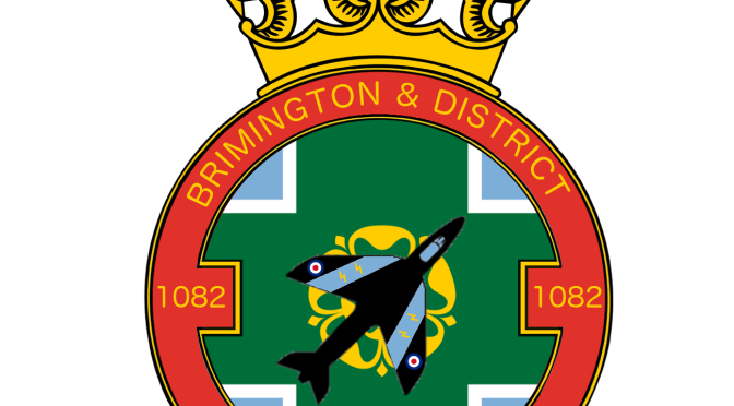 New Squadron Logo and Motto