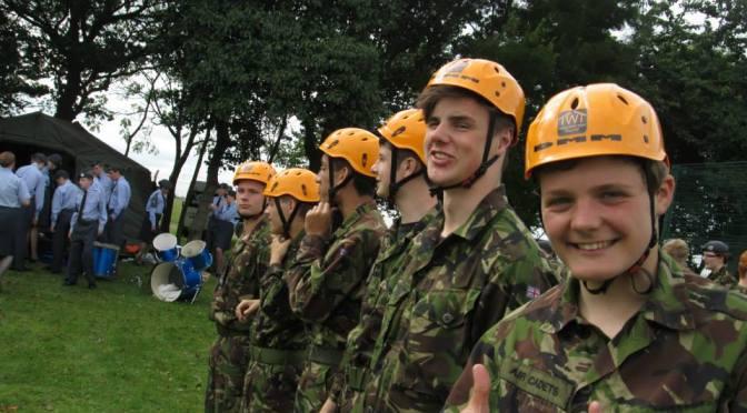 Brimington cadets complete NCO course…