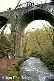 Miller's dale viaduct