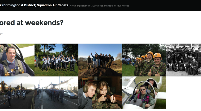 New Squadron website launched!