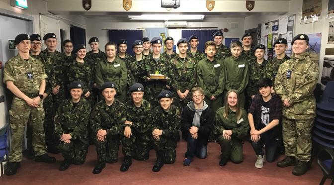 1082 Celebrates RAF 100