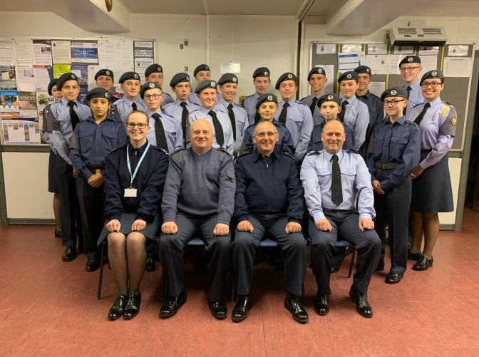 Annual Formal Inspection 2019!
