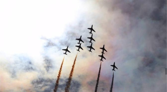 1082 Squadron visit cosford air show!