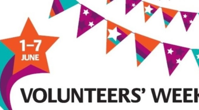 National Volunteers' Week – Meet The Staff!