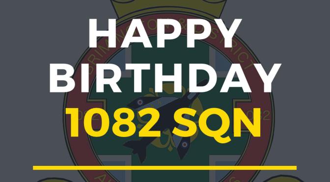 1082 Squadron Turns 80!